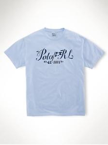 Tricou_Classic-Fit_Polo_Ralph_Lauren_bleu 139 ron