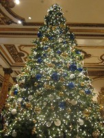Fairmont Hotel Christmas Tree_Natalie's Notions
