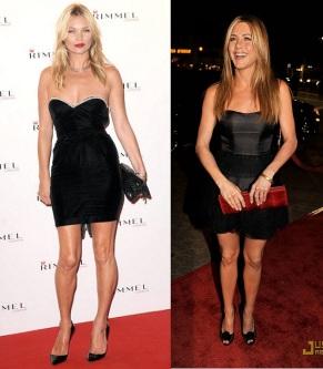 celebrities-vestido-negro-strapless