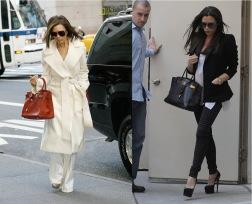 la modella mafia Victoria Beckham off duty 9
