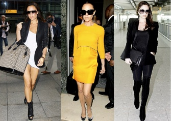 la modella mafia Victoria Beckham star style 21