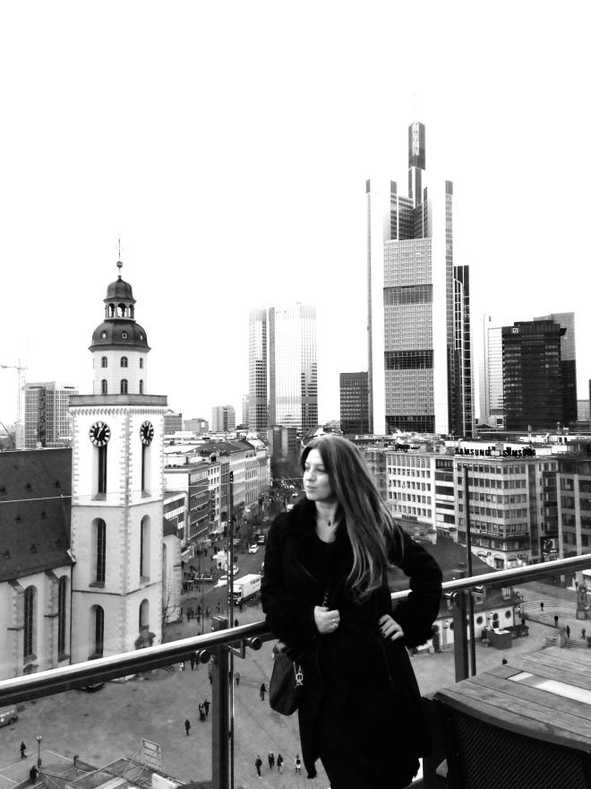 from Frankfurt