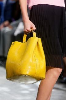 Dior-Yellow-Python-Diorissimo-Bag-Runway-Spring-2014