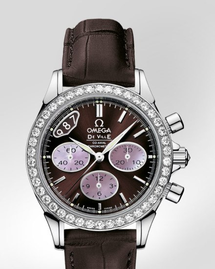omega-de-ville-co-axial-ladys-chronograph-watch