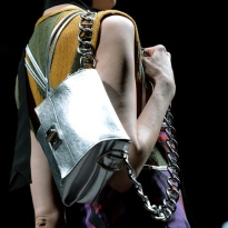 silver-prada-handbag-carrying-handbag-like-a-backpack-or-rucksack-milan-fashion-week-aw14-designer-handbag-trends