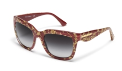 Dolce-and-Gabbana-gold-leaf-Sunglasses-Collection-2014-square-frames