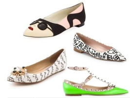 Flat-Pointed-Shoes