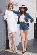 Alexa-Chung-Karen-Elson-make-very-charming-Summer-style-duo