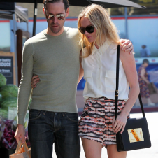 Kate-Bosworth-Killer-Street-Style-Topshop-Shorts-Equipment-Shirt-Tom-Ford-Shirt-Perfection