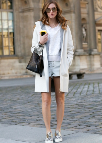 pfw-fall-2014-street-style-shorts-1