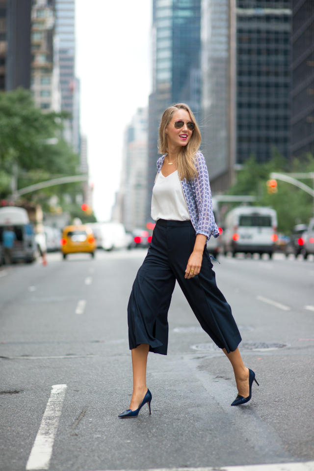 Fashion Blog For Professional Women New York City Street Style Work Wear Stylemymuse